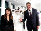 Vučić otvorio Paviljon Srbije na Svetskoj izložbi Expo 2020 Dubai