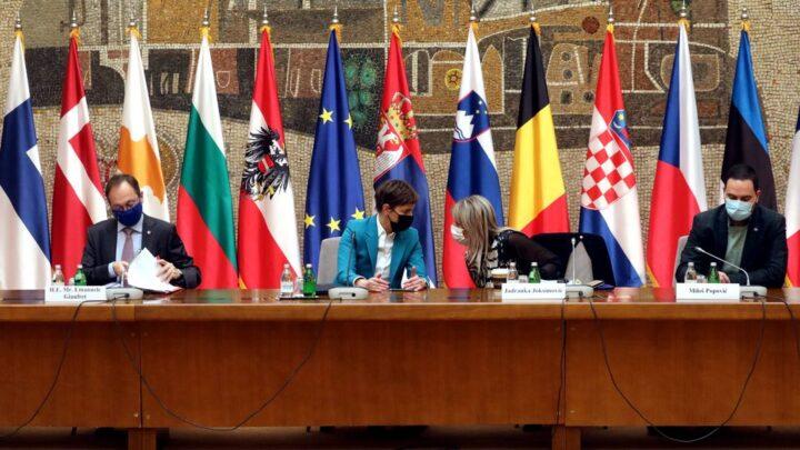 Континуирана комуникација Србије са ЕУ о даљим реформама