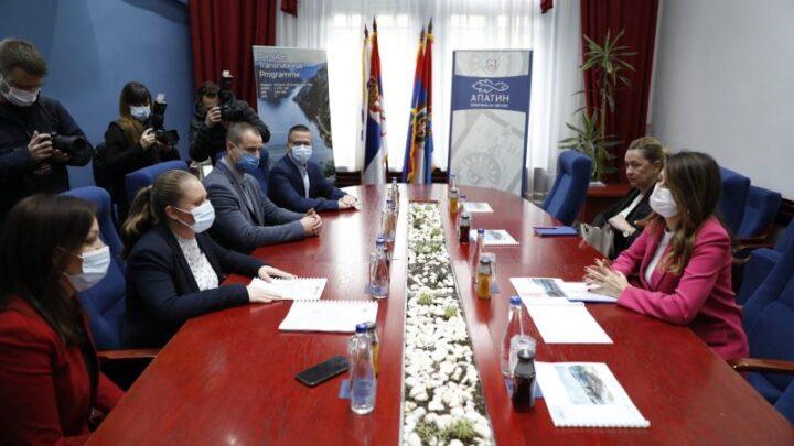Podrška jačanju turističkih potencijala Apatina