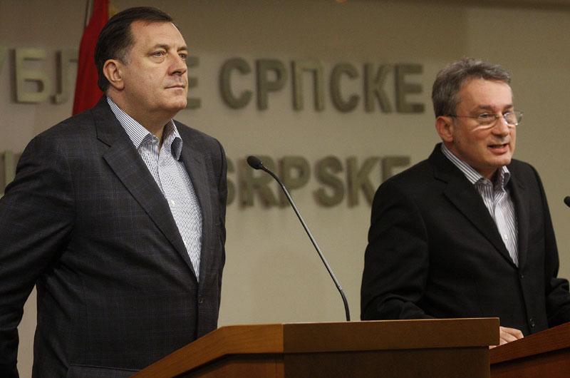 Mladen Bosič optužuje Milorada Dodika da mu preti likvidacijom