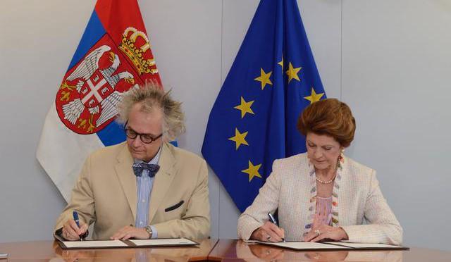 Srbija pristupila potprogramu Mediji Kreativne Evrope