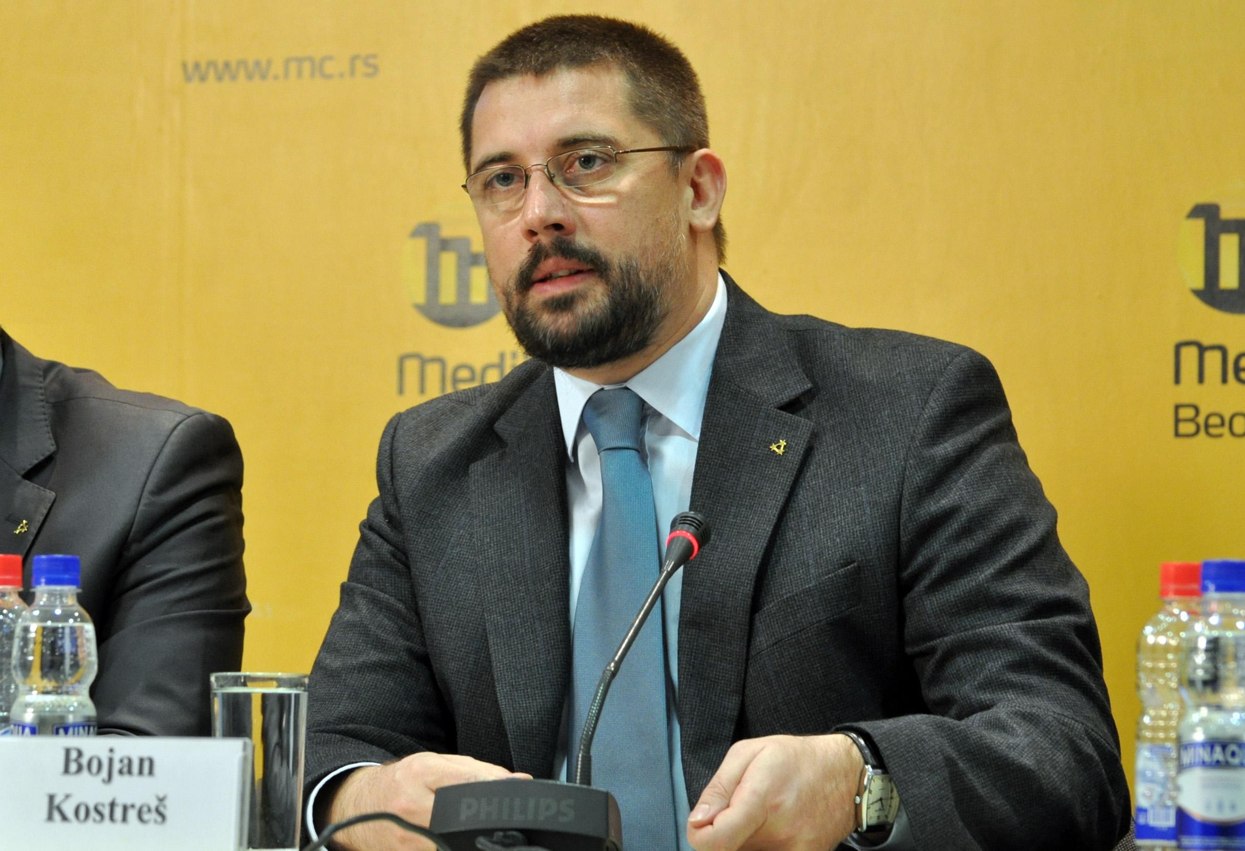 Bojan Kostreš: Najava ukidanja VANUK je ponižavanje Vojvodine