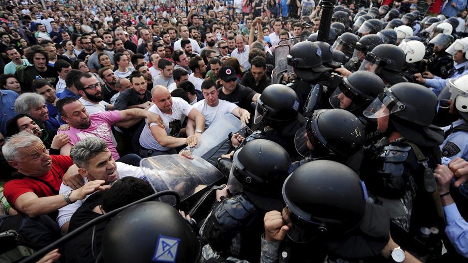 Ervan Fuere: Makedonija je izgubila demokratiju!