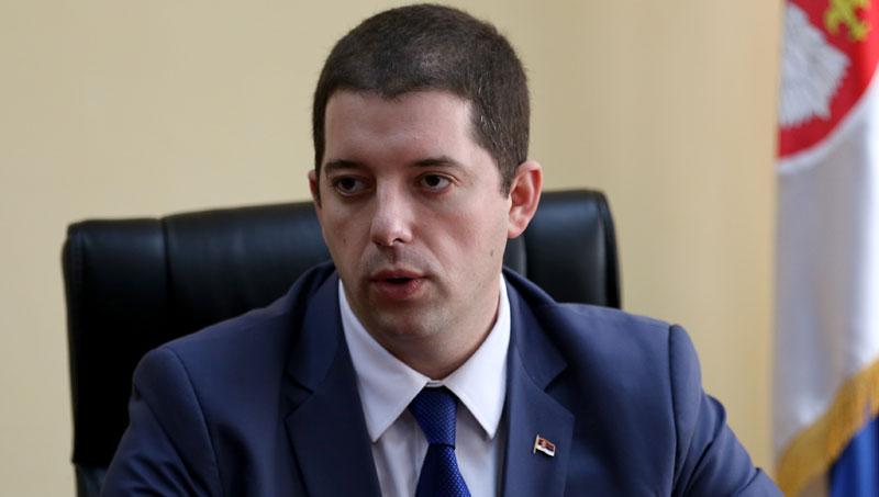Saopštenje za javnost direktora Kancelarije za Kosovo i Metohiju Marka Đurića