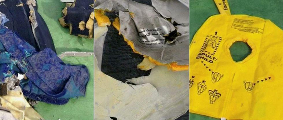 Egipatski forenzičar tvrdi da je uzrok pada egipatskog aviona – eksplozija