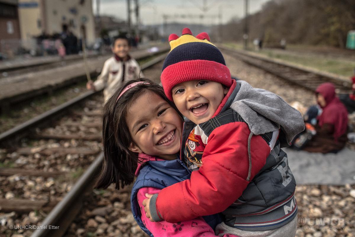 UNHCR - Daniel Etter