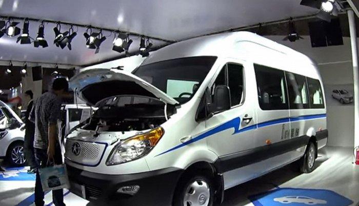 Kineski električni automobili iz Bugarske