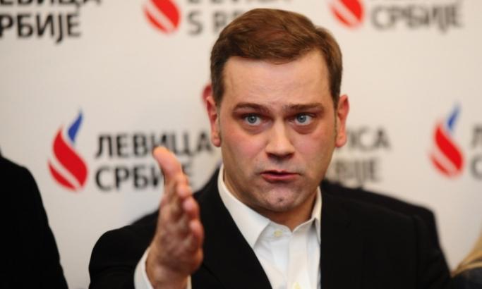 Levica Srbije rastuća opoziciona snaga
