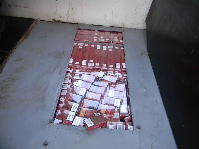 Novi Pazar: policija zaplenila 5.790 paklica cigareta bez akciza