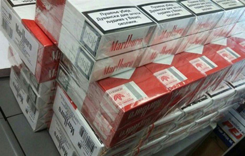U više akcija zaplenjeno 14.830 boksova cigareta