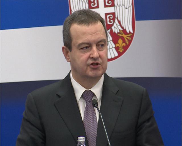 Ivica Dačić: Ministarski savet – dobra prilika da se Srbija pokaže u lepom svetlu