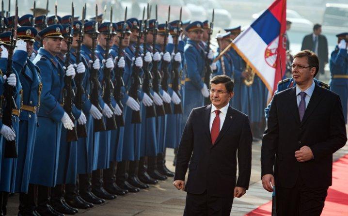 Turski premijer gost Srbije