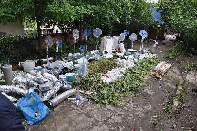 """Kragujevac: otkrivena """"fabrika"""" droge"""