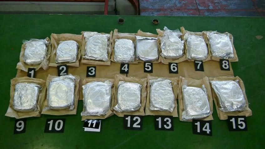 Na graničnom prelazu Gradina otkriveni šverceri droge