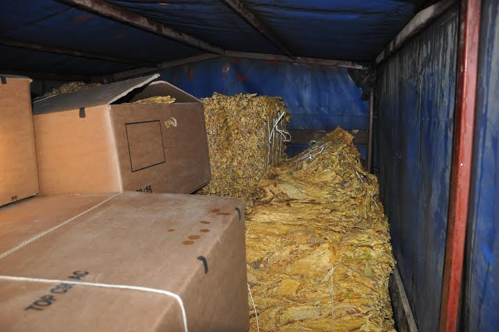 Sremska Mitrovica: policija zaplenila 1.620 kilograma duvana