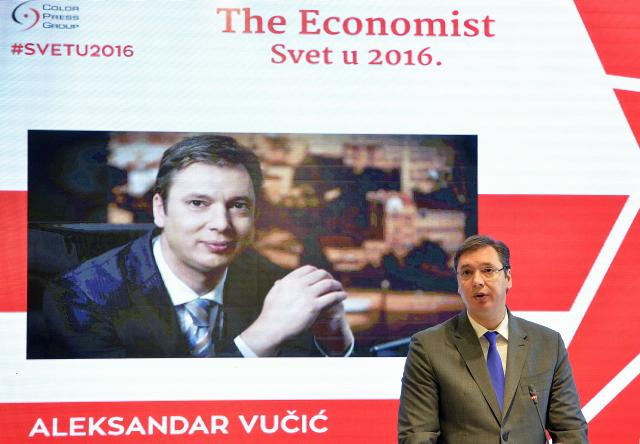 Vučić: Otvaranjem poglavlja jasno je trasiran budući put Srbije