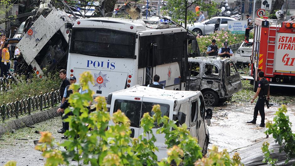 Istanbul: eksplozija odnela 11 života