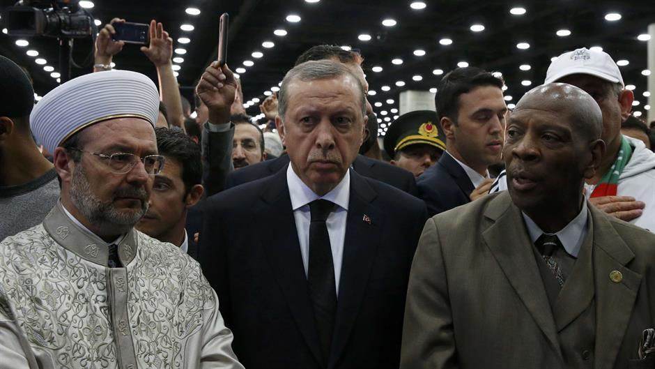 Sahranjen Muhamed Ali: Erdoganove neispunjene želje