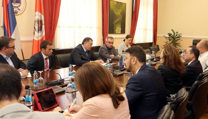 Dodik: autonomija RS važnija od EU