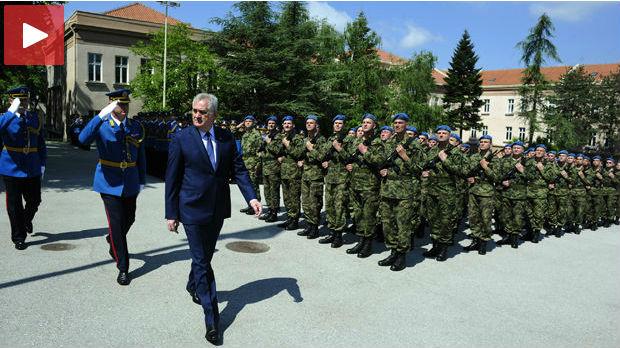 Rođendan Garde Vojske Srbije