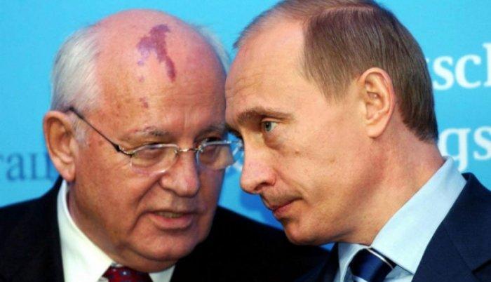 Mihail Gorbačov: I ja bih pripojio Krim Rusiji