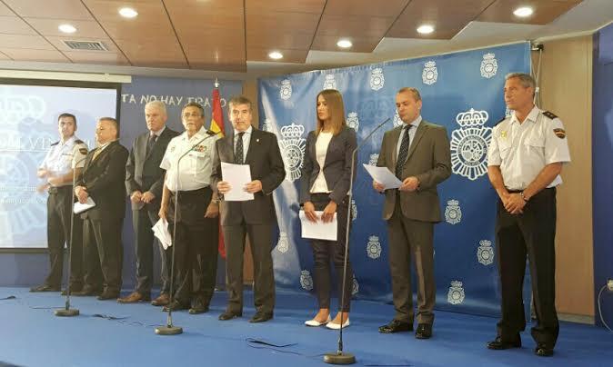 MADRID: ZAPLENJENO PREKO TRI TONE KOKAINA