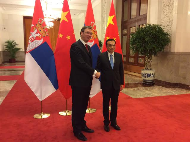 Peking: pruga Beograd – Budimpešta najvažniji projekat za ceo region
