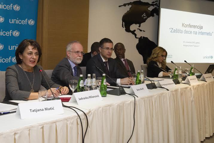 """Beograd: Konferencija """"Zaštita dece na internetu"""""""