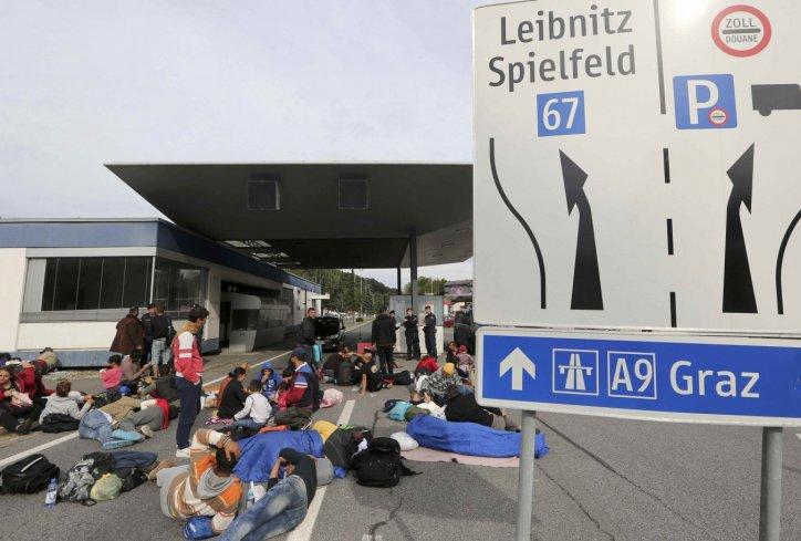 Izbeglička kriza: Slovenija primila prvu grupu
