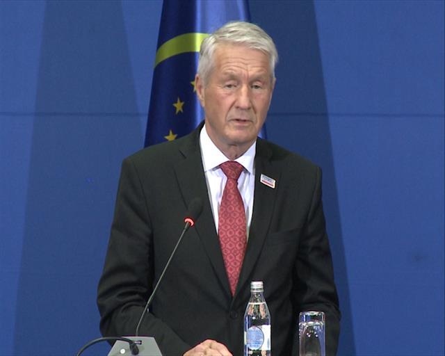 Vučić razgovarao sa Tornbjorn Jaglandom