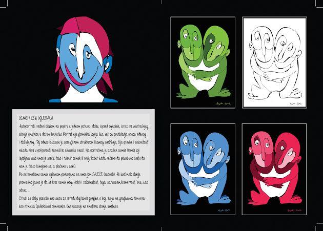 U SKC-u u Happy gallery u subotu 21.maja – izložba Ane Marinović