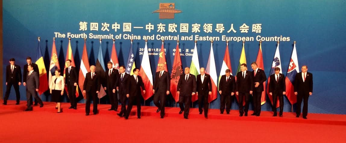 Vučić na Četvrtom samitu šefova vlada Kine i zemalja Centralne i Istočne Evrope (CIEZ)