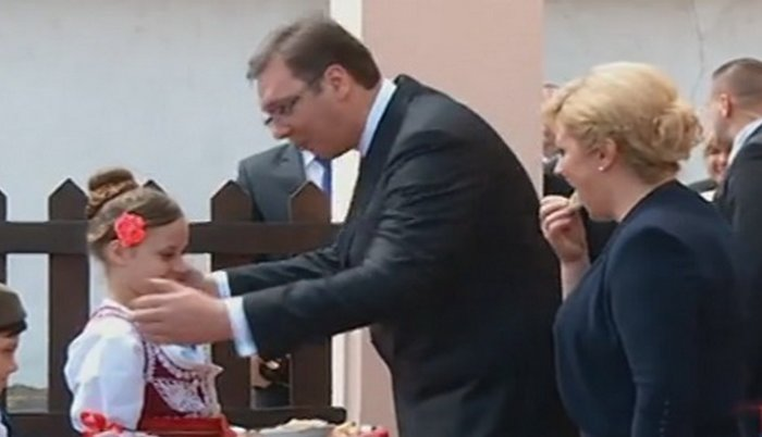 Sastali se Kolinda Grabar Kitarović i Aleksandar Vučić