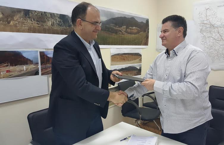 Potpisan ugovor za nastavak izgradnje obilaznice Dimitrovgrad – granica sa Bugarskom