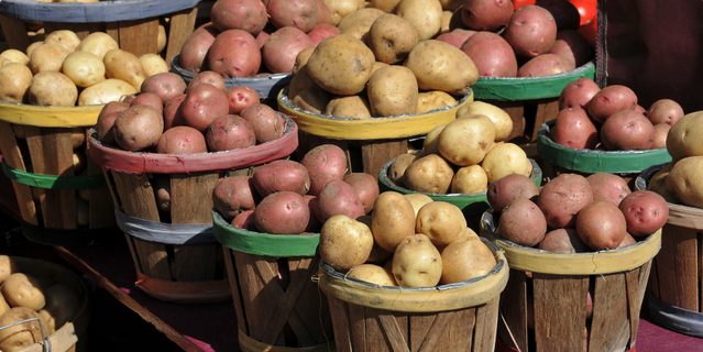 Koje vrste krompira jedemo?