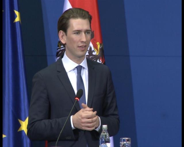 Razgovarali Sebastijan Kurc i Aleksandar Vučić