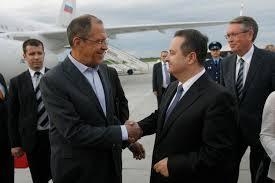Lavrov doputovao u Beograd