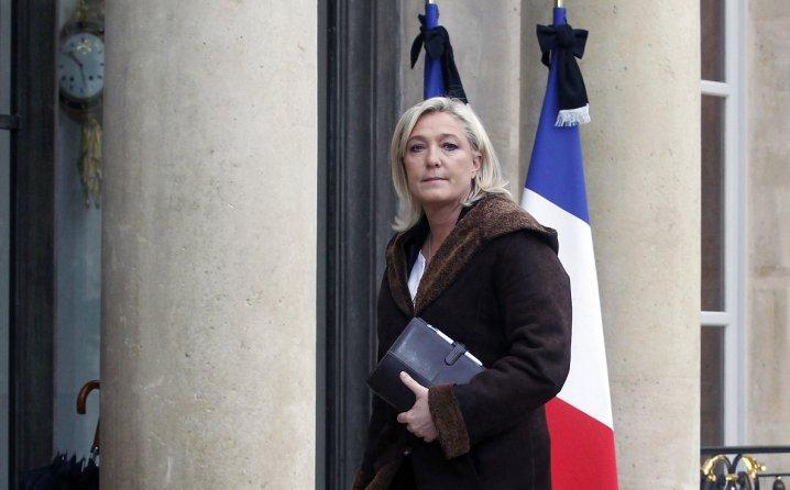 Marin Le Pen: Hilari Klinton opasna za mir u svetu