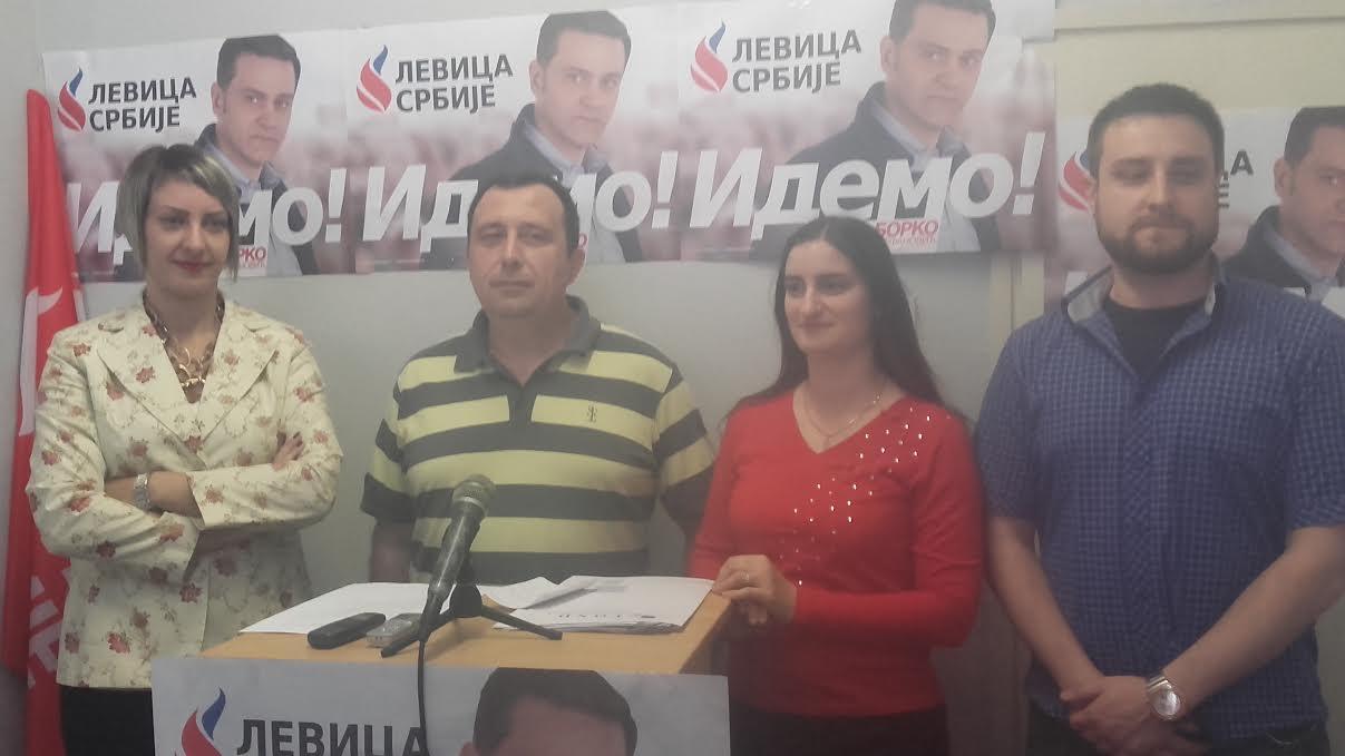 """Levica Srbije i sindikat Sloga 4.juna održaće protest podrške radnicima i """"Jure"""""""
