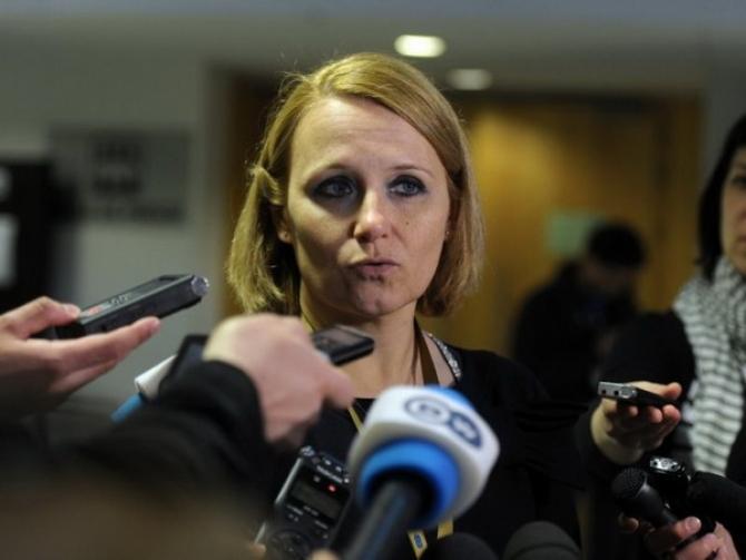 Maja Kocijančić: prvo Hag posle EU