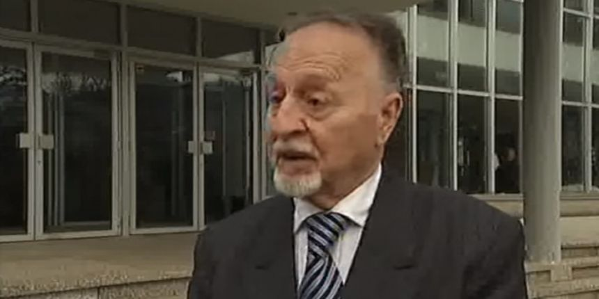 General JNA Milan Aksentijević, zbog Karadžića, tuži RTV Slovenije (video⇒)