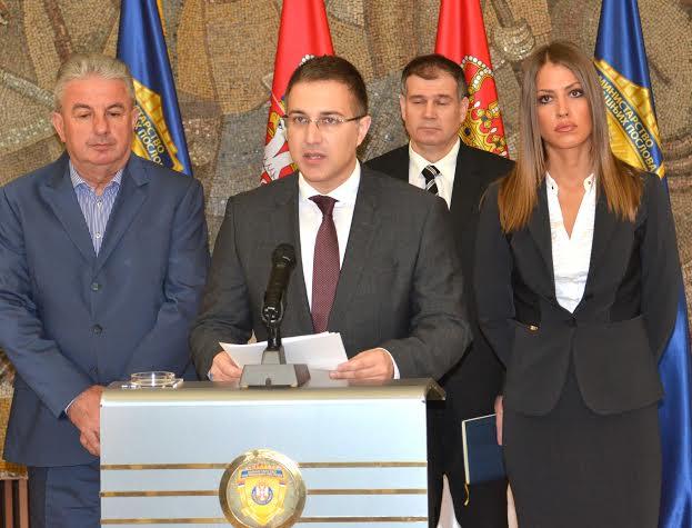 Uhapšeno 80 osoba na celoj teritoriji Srbije