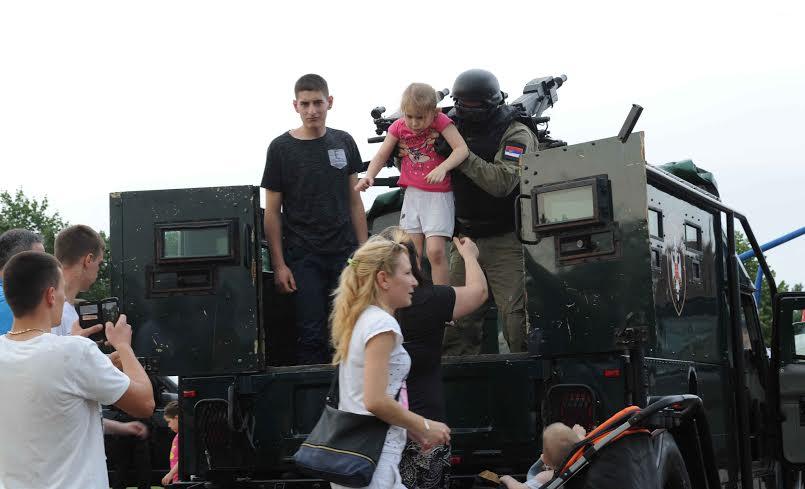 Dan policije i MUP-A: impresivna vežba srpske policije
