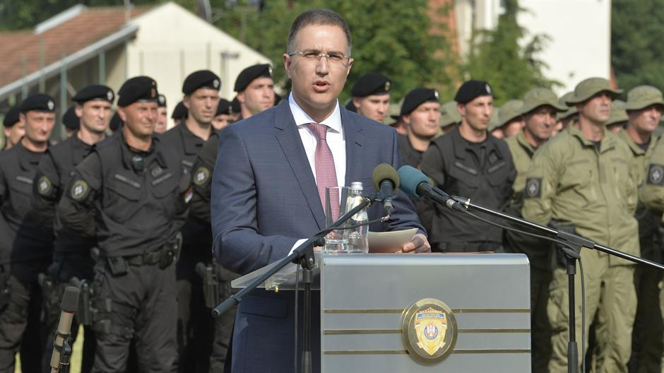 Ministar Nebojša Stefanović: ko ne radi dobro mora biti smenjen