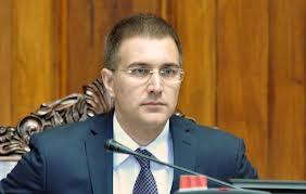 MINISTAR STEFANOVIĆ: NIJE NAM POSLATA INFORMACIJA O UGROŽENOSTI B92