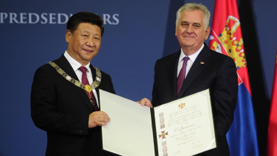 Poseta visoke kineske delegacije Srbiji: najviše srpsko odlikovanje Si Đinpingu