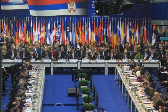Beograd: Ministarski sastanak nastavio s radom