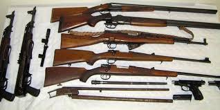 Počela legalizacija oružja