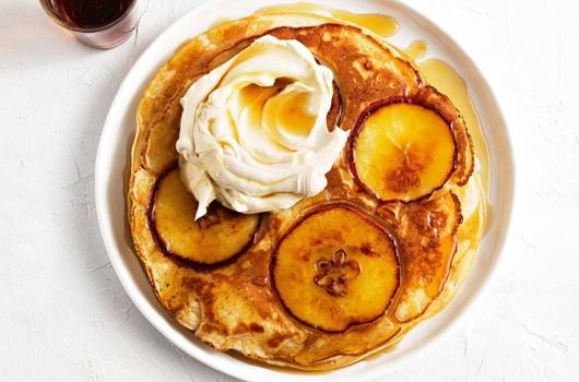 Recepti: američke palačinke sa jabukama