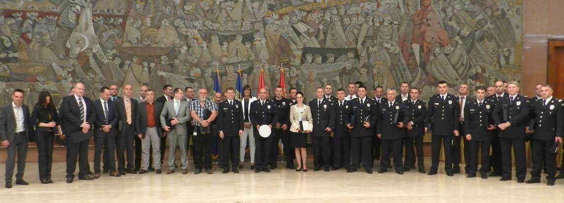 Dan MUP-a i policije: nagrade za najbolje